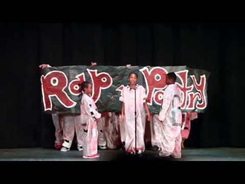 2012 DC SCORES Poetry Slam! -- Burrville Elementary School