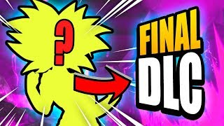Who is the LAST DBFZ DLC Character?