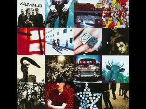 U2 - So Cruel