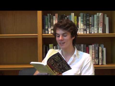 """Seaver Holter Reads from """"I Served the King of England"""