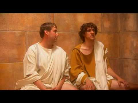 HORRIBLE HISTORIES - Roman Toilets