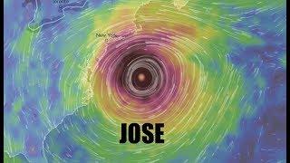CAT 4/Hurricane JOSE - Models show possible East Coast encounter -
