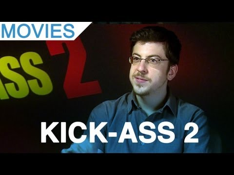 'kick-ass 2' Mark Millar, Chris Mintz-plasse: 'rape, Dog Death Had To Be Cut' video