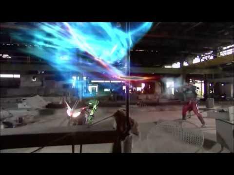 Kamen Rider W Finishers  Maximum Drive Movie Colection 2 video