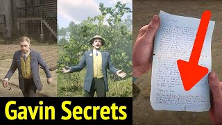Solving Gavin and Nigel Puzzle in Red Dead Redemption 2 (RDR2): Read Letter From Tom in Blackwater