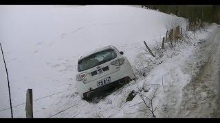 Ronde du Jura 2017 Crash Mistakes limits show