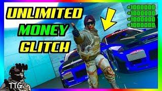 GTA 5 *NEW* WORKING *SOLO* MONEY GLITCH - GTA 5 UNLIMITED MONEY GLITCH (CAR DUPLICATION GLITCH) 1.43