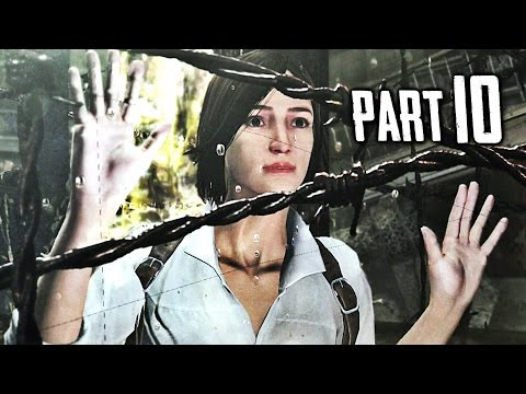 The Evil Within Walkthrough Gameplay Part 10 - Julie Kidman (PS4)