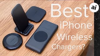 Rating RAVPower's Wireless iPhone Charger Lineup: Review & Exclusive Discount