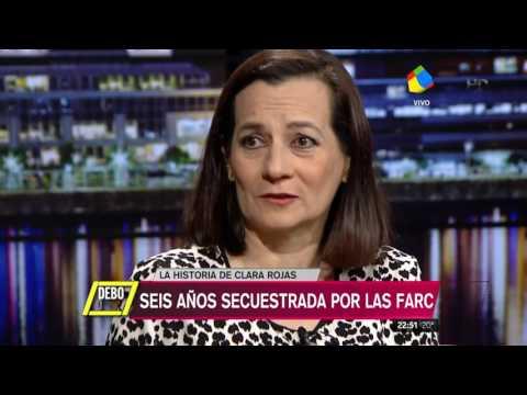 La conmovedora historia de la mujer que fue secuestrada por las FARC y que tuvo un hijo en cautiverio