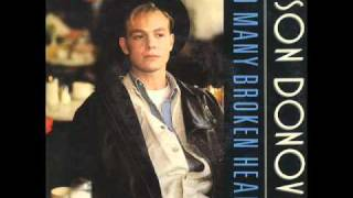 jason donovan - too many broken hearts.wmv