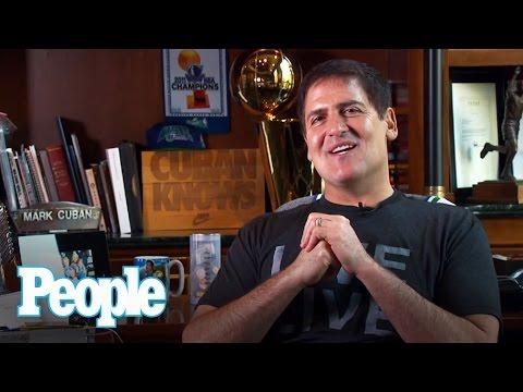 Maverick's Owner Mark Cuban's Memorabilia | Hollywood at Home | PEOPLE