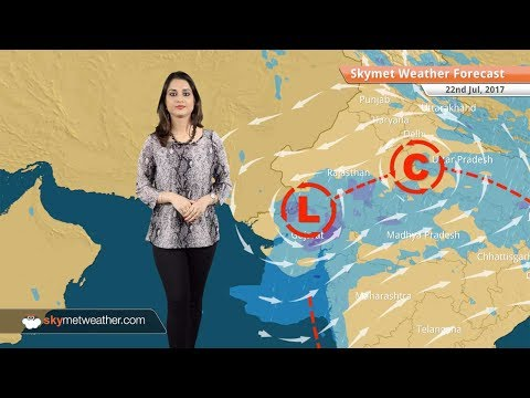 Weather Forecast for July 22 Rain in Mumbai, Ahmedabad, Surat, Rajkot, Kolkata