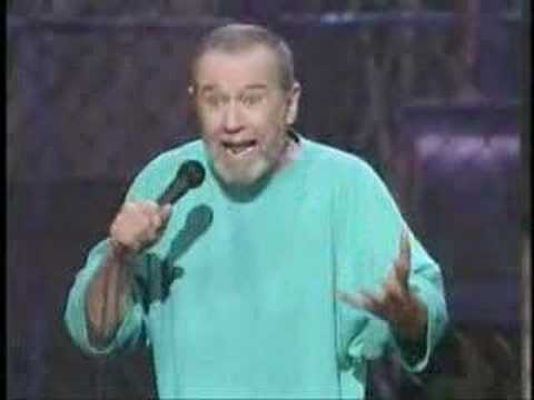 George Carlin - airsoft guns