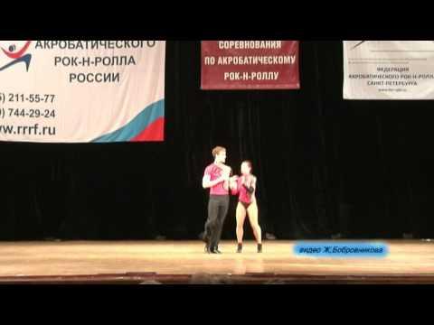Ksenia Osnovina & Dennis Terthisnyy - St. Petersburg Cup 2011