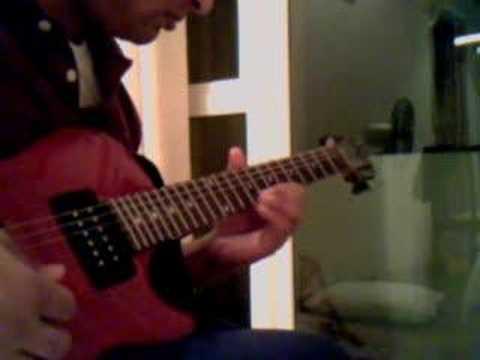 Kishore Kumar Hindi Fim Song * Main Shayar Badnaam *  Guitar