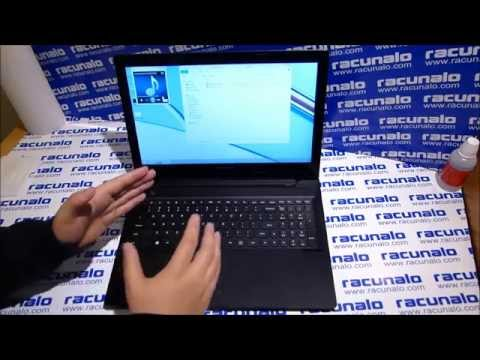 Lenovo G50-30 - video test (04.06.2014)