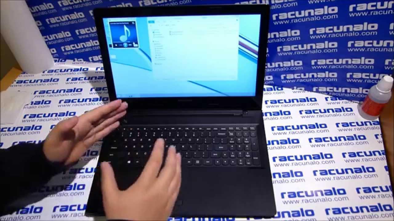 Lenovo G50-30 - Video Test  04 06 2014
