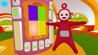 Teletubbies Games: Po 🔴 App Gameplay - Play, Dance, Tubby Custard! #Teletubbies | Teletubbies Toys
