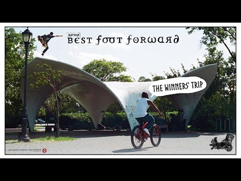 Zumiez Best Foot Forward 2018: Winners' Trip
