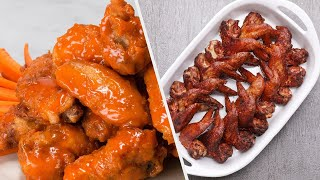 5 Mouth-Watering Crispy Wings That Will Ruin Your Diet