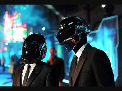 Around The World/Television Rules The Nation- Daft Punk (HQ)