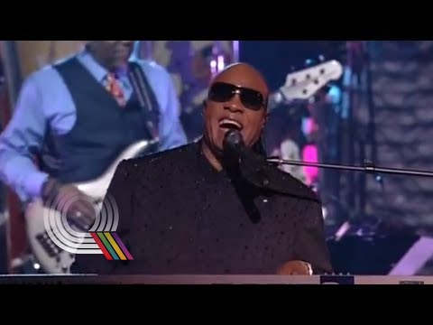 Stevie Wonder &amp; Nikki Yanofsky - &quot;Let The Good Times Roll&quot; - from Quincy Jones&#039; 80th Birthday