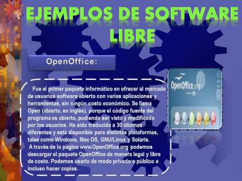 Comparacion software libre y propietario