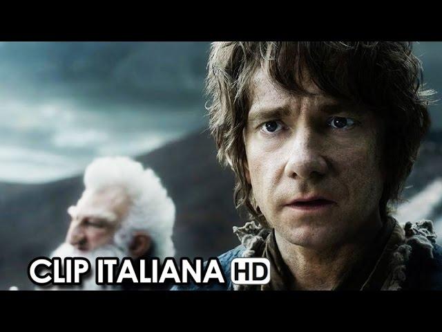 Lo Hobbit: La Battaglia delle Cinque Armate Clip Italiana 'Attaccate la città!' (2014) HD