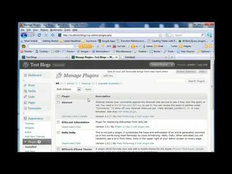 How to set up the Wordpress Plugins for DIDX DIDXchange