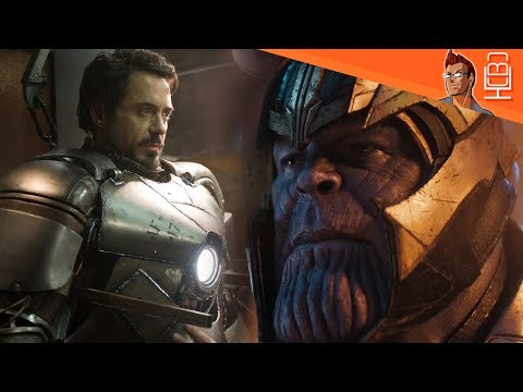 Avengers Infinity War Iron Man 1 Callback Discovered