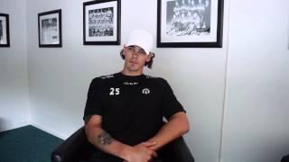 Intervju med Oliver Lauridsen