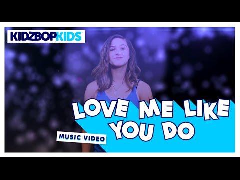 KIDZ BOP Kids – Love Me Like You Do (Official Lyric Video) [KIDZ BOP 29]