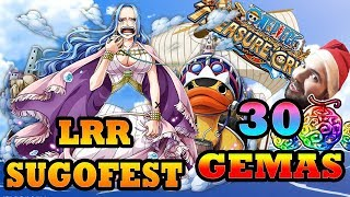 MAKE IT YOUR SUGOFEST 130 GEMAS | One Piece Treasure Cruise GLOBAL