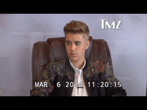 Justin Bieber Deposition- Justin Gives Attitude Throughout Deposition