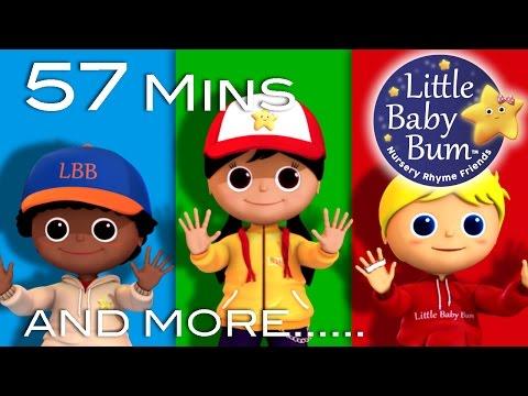 Open Shut Them   And More Nursery Rhymes   From LittleBabyBum