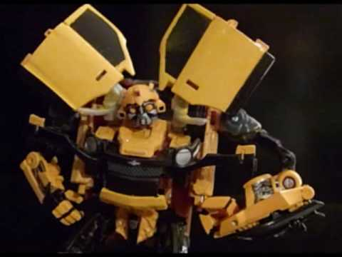 custom rotf bumblebee and cliffjumper.wmv
