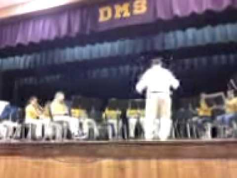 Deland Middle School Band Brain Stew