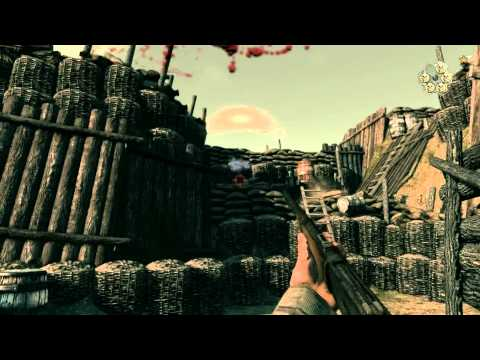 Gameplay do Call of Juarez BiB em DX10