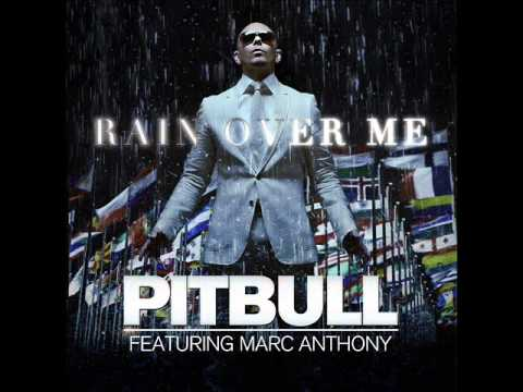Pitbull feat. Marc Anthony - Rain Over Me (Instrumental)