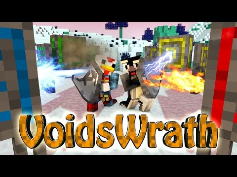 Minecraft Voids Wrath Modded Survival Ep 22 THE GUARDIAN