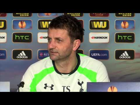EXPLOSIVE! Tim Sherwood's frank assessment of Spurs ahead of Benfica
