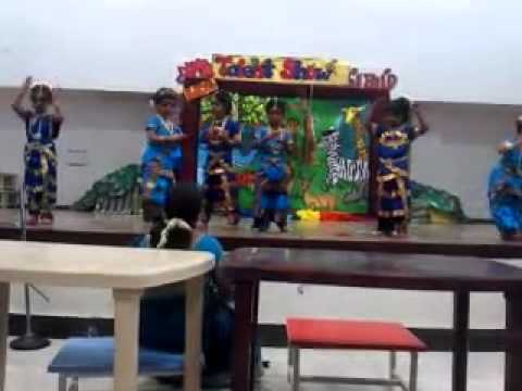Mahatma Montessori School at Madurai Talent Show on 10-01-2014