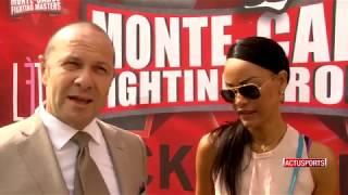 Reportage TV Monaco Info pour le Monte-Carlo Fighting Trophy 2017