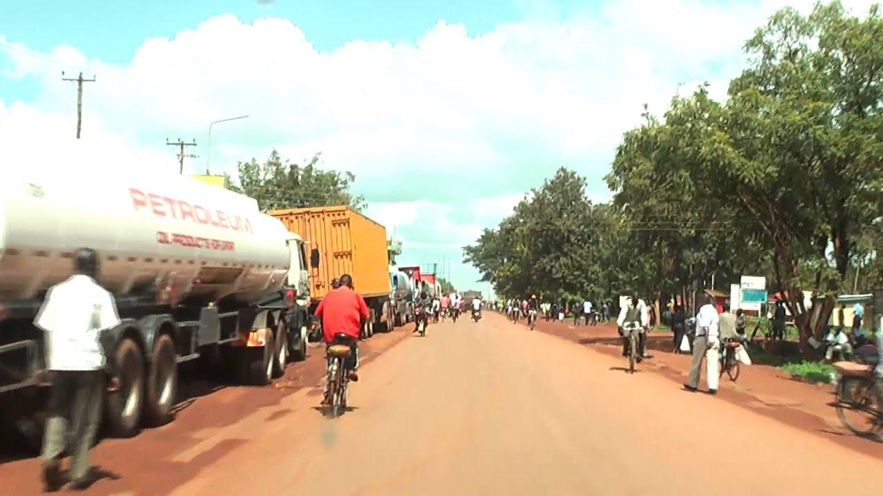 Busia in Kenya - Busy ...