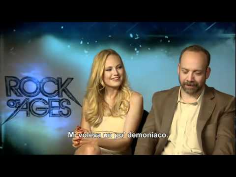 Rock of Ages: Film.it intervista Malin Akerman e Paul Giamatti