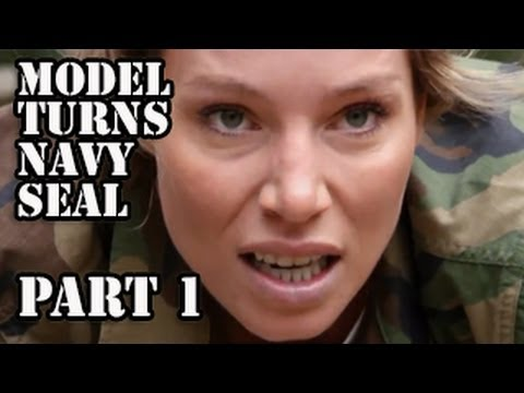 Model's Navy SEAL Experience - Part 1