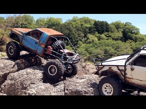 Toyota Hilux Truggy Hilux Truggy Rock