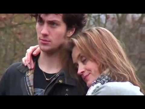 InStyle Photoshoot with Aaron Johnson
