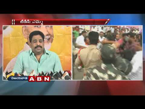 TDP MLC Buddha Venkanna Press Meet over BJP activists Charge on RMP Doctor
